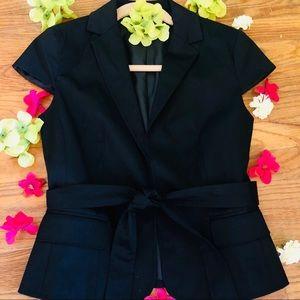 NY&Co short sleeve jacket size XS